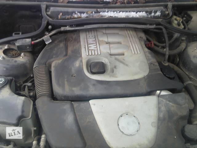 купить бу  Двигатель BMW 3 серия  E46),  -2002 г. 320 d. ДЕШЕВО!!!!на части в Ужгороде