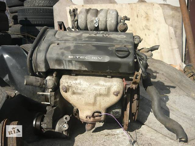 купить бу Двигатель для Daewoo Lanos, 1.6і, 2004 в Львове