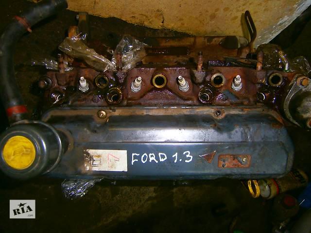 бу Двигатель для Ford Escort, Сourier 1.3 в Виннице