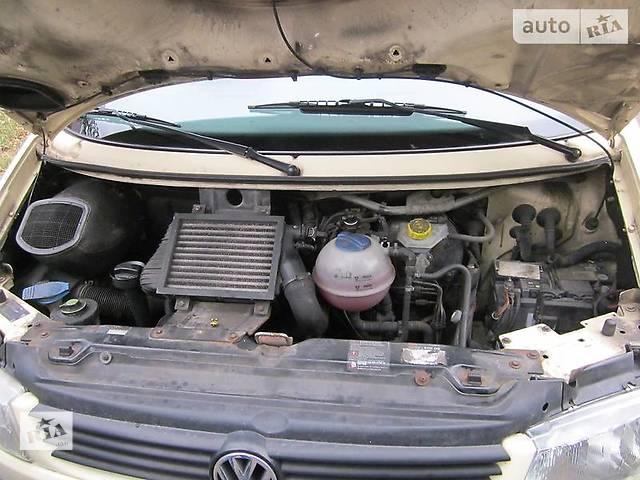 Двигатель для грузовика Volkswagen T4 (Transporter)- объявление о продаже  в Виннице