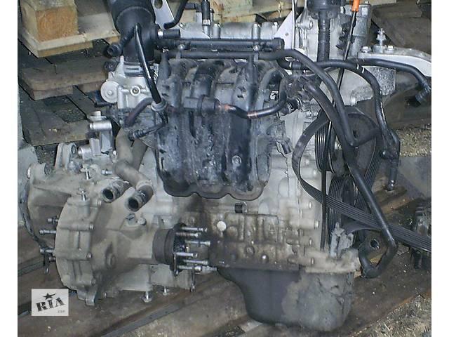 купить бу Двигатель без компрессора и генератора  для хэтчбека Volkswagen Polo 1.2 л, 67 л.с. в Киеве