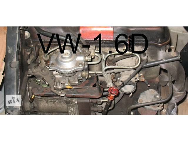 продам  Двигатель для легкового авто --1.6D--1.9D--Volkswagen Passat B2 бу в Хмельницком