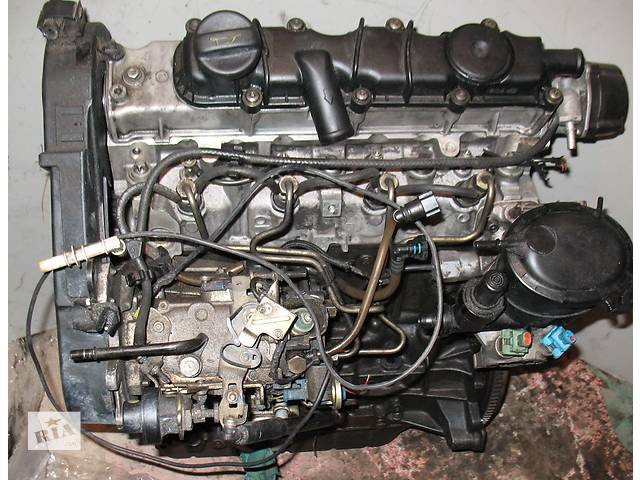 бу  Двигатель для легкового авто--1.9D(dw8)2002+1.9D(XUD9-1997г)- Fiat Scudo в Хмельницком