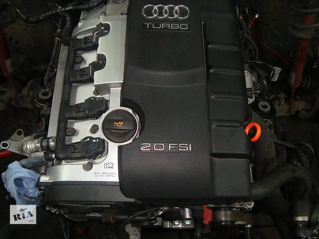 Двигатель для легкового авто Audi A6 2.0 TFSI BPJ- объявление о продаже  в Львове