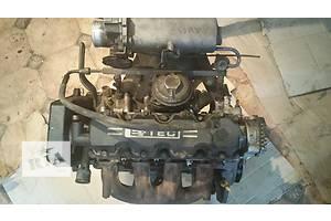 Двигатели Daewoo Lanos