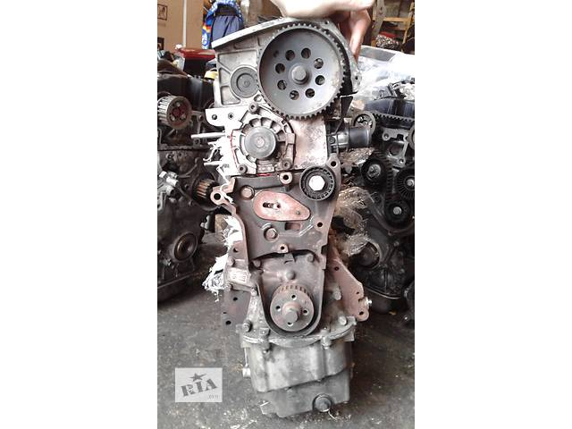 бу  Двигатель для легкового авто Fiat Doblo 1.2;1.3;1.4;1.6;1.9;2.0 в Ровно