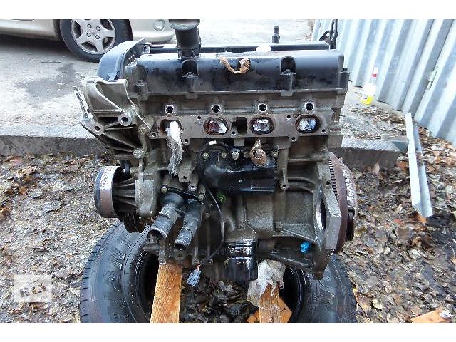бу Двигат  ель для легкового авто Ford Fiesta 2008 г.в В НАЛИЧИИ 1.25 БЕНЗИН FUJA в Киеве