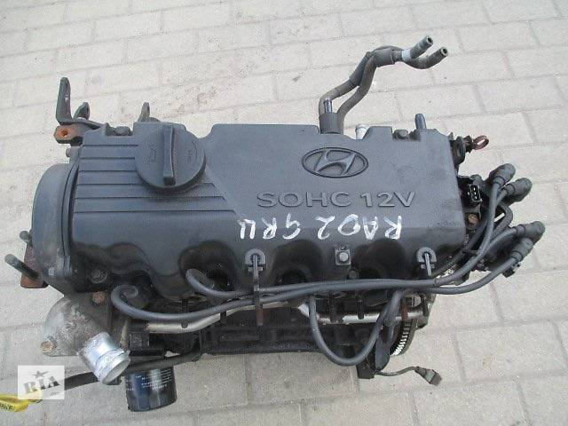 бу  Двигатель для легкового авто Hyundai Getz 1.4 в Тернополе