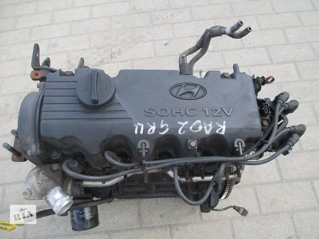 купить бу  Двигатель для легкового авто Hyundai Getz 1.4 в Тернополе