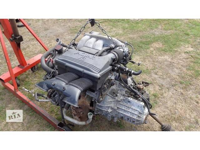 продам  Двигатель для легкового авто Jaguar X-Type бу в Львове