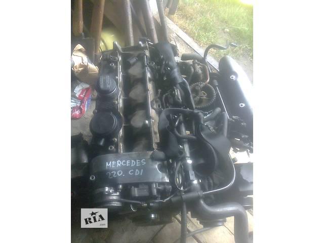 Двигатель для легкового авто Mercedes E-Class 2.2 cdi- объявление о продаже  в Бориславе
