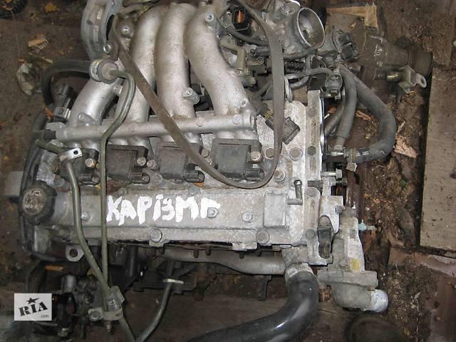 продам  Двигатель для легкового авто Mitsubishi Carisma бу в Львове