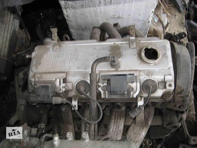 бу  Двигатель для легкового авто Mitsubishi Galant в Львове