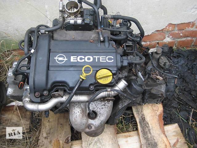 купить бу  Двигатель для легкового авто Opel Agila в Львове