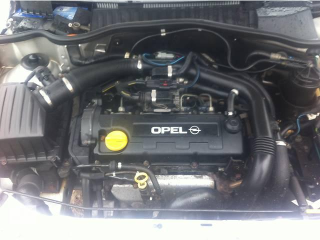 продам  Двигатель для легкового авто Opel Combo бу в Луцке