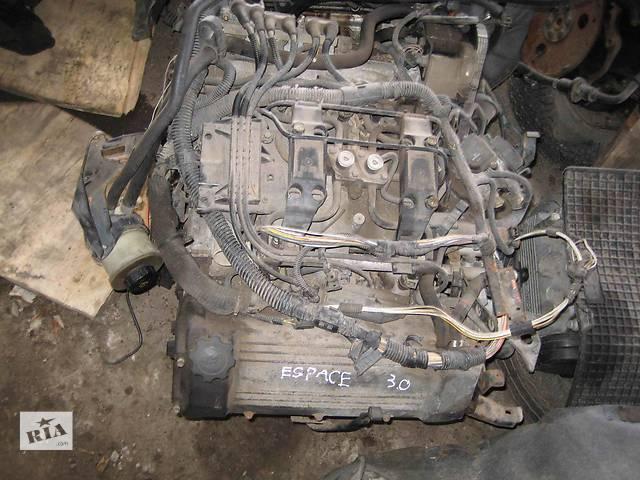 купить бу  Двигатель для легкового авто Renault Espace в Львове