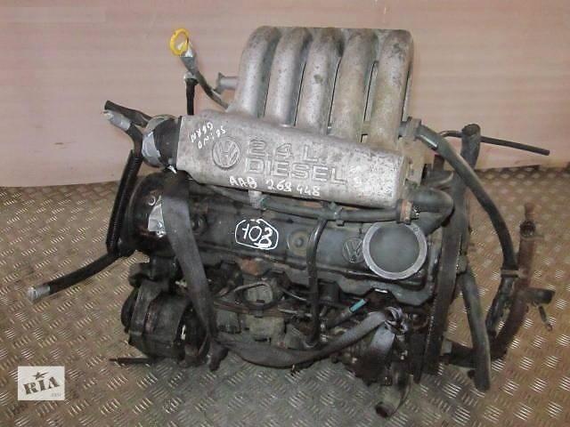 Двигатель для легкового авто Volkswagen T4 (Transporter)- объявление о продаже  в Виннице