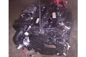 Двигатели Mercedes ML-Class