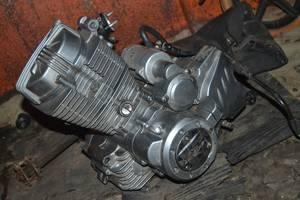 б/у Блок двигателя Zongshen 250