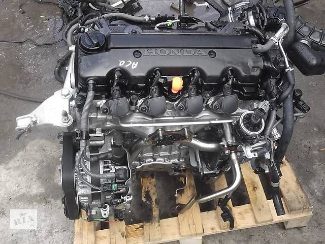 купить бу Двигатель для седана Honda Accord 2.0 в Ровно
