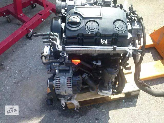 бу двигун для Skoda Octavia A5 1.9 tdi 2006 BLS в Львове
