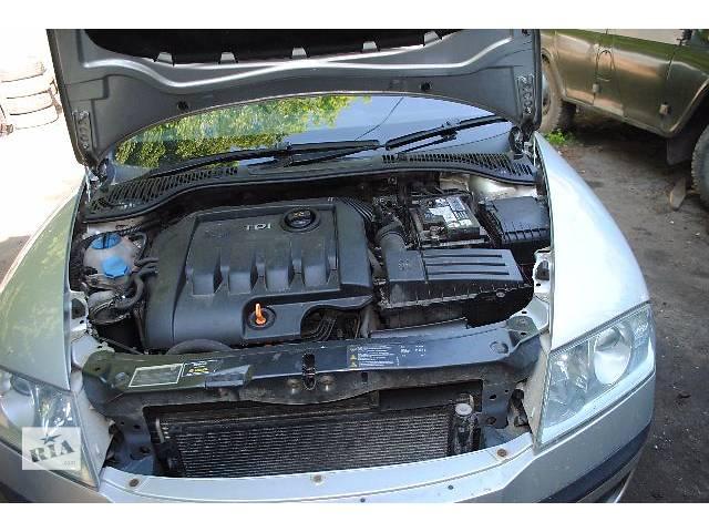 купить бу Двигатель для Skoda Octavia A5, 1.9tdi, BKC в Львове
