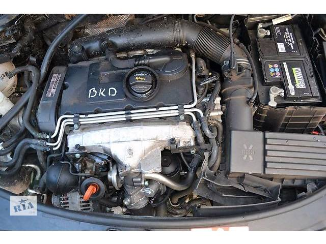 купить бу Двигатель для Skoda Octavia A5, 2.0tdi, 2008, BKD в Львове