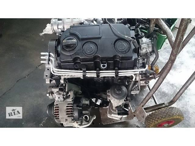 купить бу Двигатель для Skoda Octavia Scout, 2.0tdi, 4x4, 2.0tdi в Львове