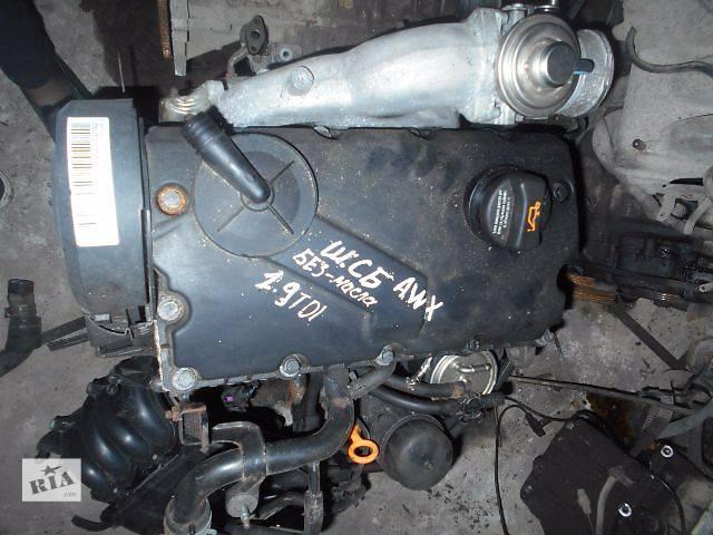 продам Двигатель для Skoda SuperB, 1.9tdi, 2005, AWX бу в Львове
