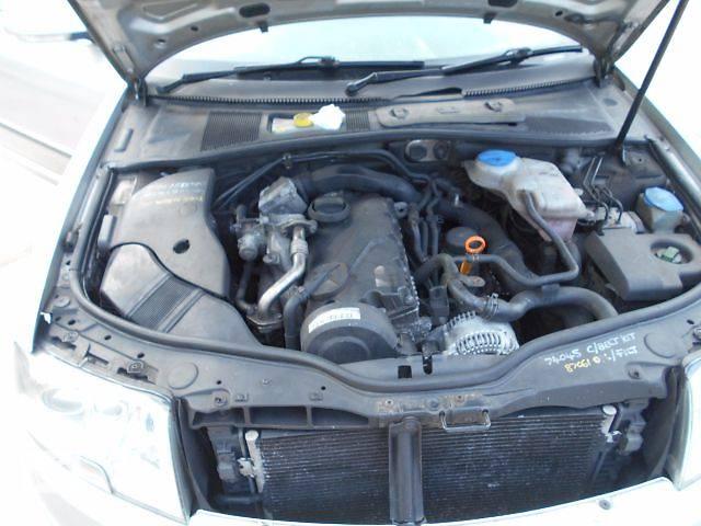 бу Двигатель для Skoda SuperB 2007, 2.0tdi, BSS в Львове