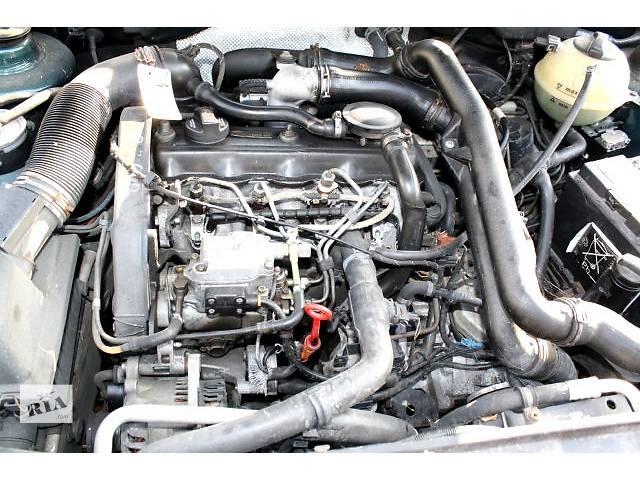 купить бу Двигатель для Volkswagen Golf III, 1.9tdi, 1996 в Львове