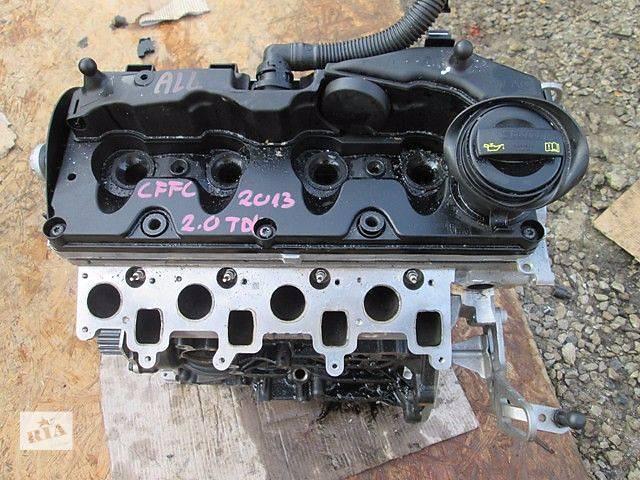 купить бу двигатель для Volkswagen Passat B7 2.0tdi CFF в Львове