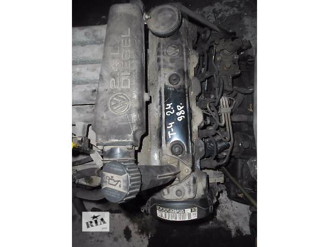 купить бу Двигатель для Volkswagen T4, 2.4d, 1998, AJA в Львове