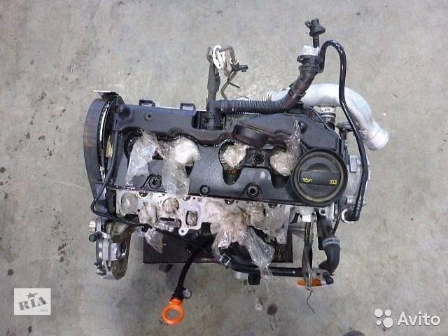 бу Двигатель для Volkswagen Tiguan, 2.0tdi, 2012, CLJ в Львове