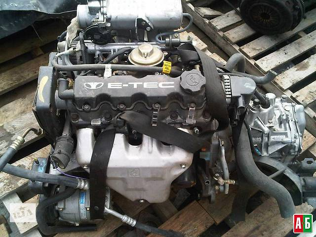 Двигатель (двс) 1.5 Daewoo Lanos-Sens, Део Ланос-Сенс - объявление о продаже  в Киеве
