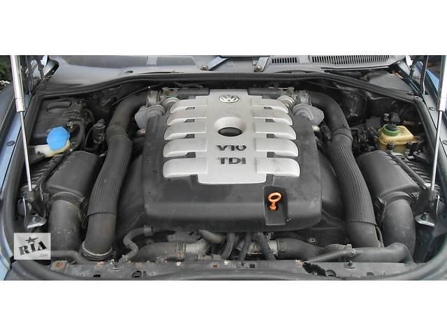 купить бу Двигатель Двигун Мотор 5.0 V10 TDI Volkswagen Touareg Vw Туарег Туарек в Ровно