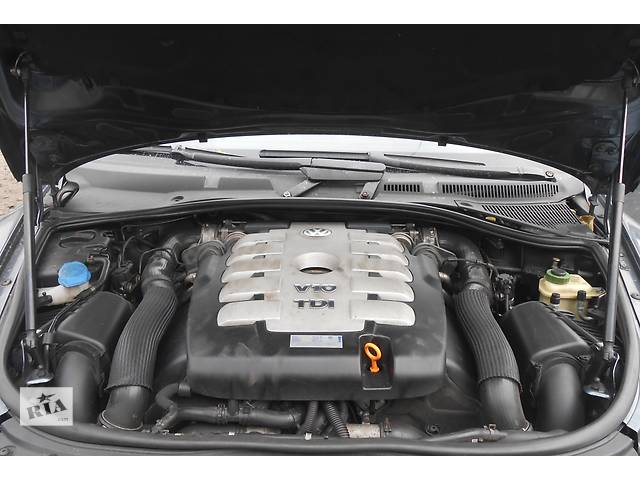 продам Двигатель Двигун Мотор 5.0 V10 TDI Volkswagen Touareg Vw Туарег Туарек бу в Ровно