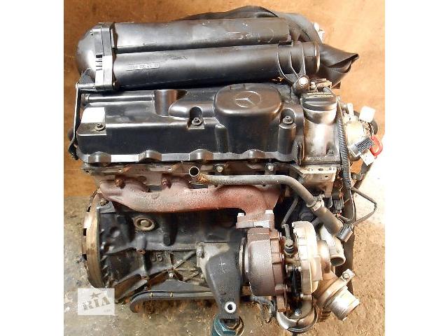 Двигатель, двигун, мотор 2.2 CDi OM611 Mercedes Sprinter Мерседес Спринтер 2000-2006гг- объявление о продаже  в Ровно