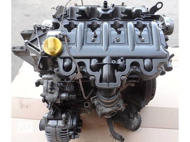 купить бу Двигатель Двигун Мотор на Рено Мастер Renault Master Opel Movano Опель Мовано 2.5 dCI 2003-2010 в Ровно