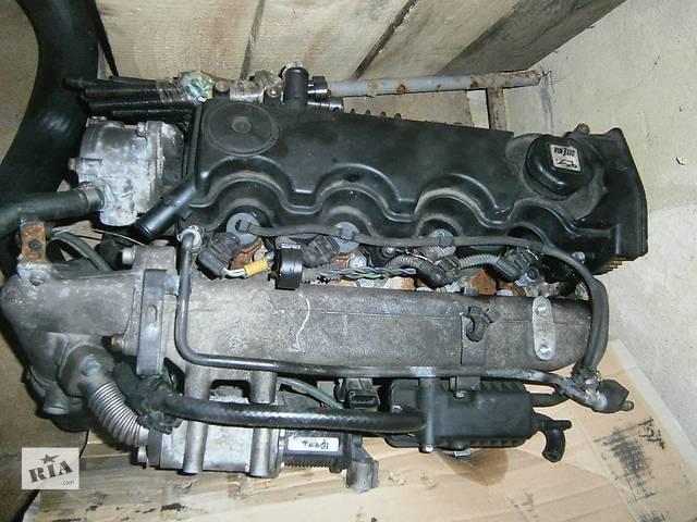 бу Двигатель  Fiat Doblo 1,9jtd в Виннице
