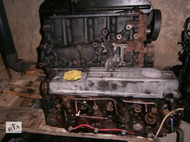 бу Двигатель  Ford Escort 1,8d в Виннице