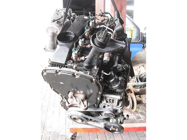 Ремонт двигателя на форд транзит 2.5 дизель