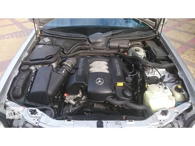 бу двигатель M112  e240 Mercedes E-Class w210 в Киеве