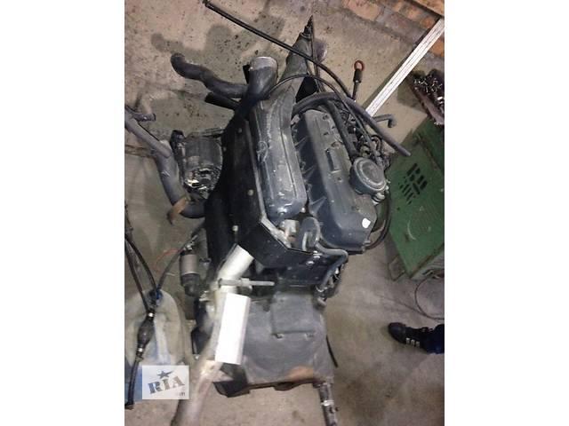купить бу Двигатель Mercedes 611 711 REX Мерседес Рекс ОМ 364  4.0 турбированый с турбиной    Турбоинтеркуллер в Ковеле