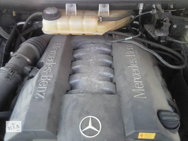 Двигатель Mercedes-benz ML (W163) ML 430, 1998-2005 г.  - объявление о продаже  в Ужгороде
