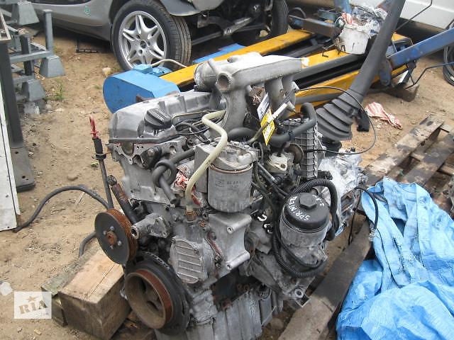 Б/у двигатель для легкового авто Mercedes Sprinter 208- объявление о продаже  в Киеве