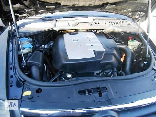 бу Двигатель Мотор 2.5 TDI BAC Volkswagen Touareg в Ровно