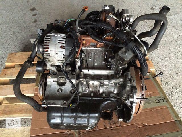 Двигатель мотор Citroen Peugeot 1.6HDI- объявление о продаже  в Львове
