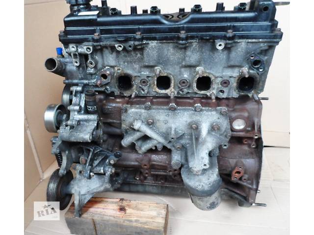 бу Двигатель Мотор для Рено Мастер Renault Master Опель Мовано Opel Movano 3.0 2003-2010 в Ровно