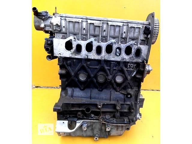 продам Двигатель мотор двигун 1.9 DCi ( F9Q 760, F9Q 762) Renault Trafic Рено Трафик Opel Vivaro Опель Виваро Nissan Primastar бу в Ровно